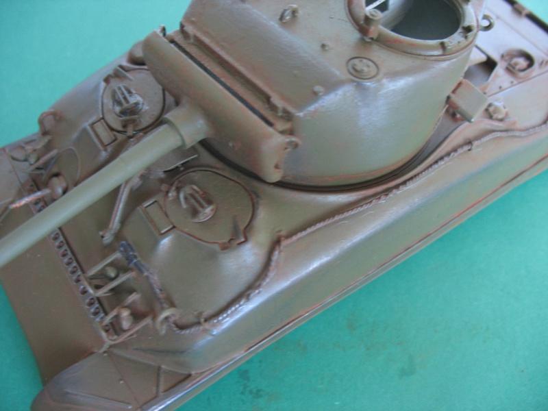 Sherman M4 A1 ITALERI 1:35 - Page 4 Patine11
