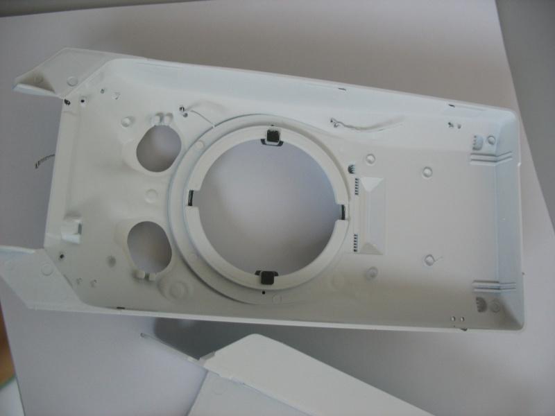 Sherman M4 A1 ITALERI 1:35 Peintu12
