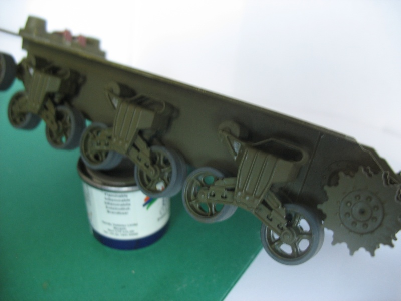 Sherman M4 A1 ITALERI 1:35 - Page 4 Premia12
