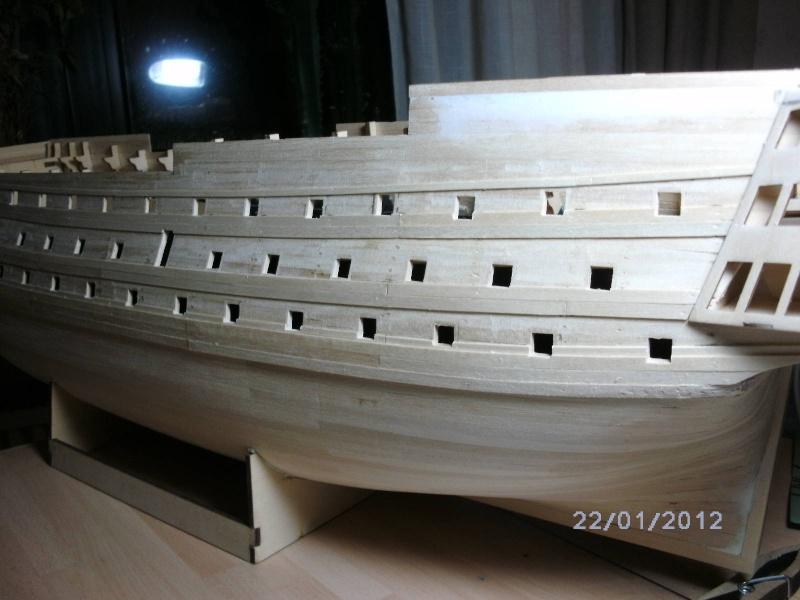 JesusBelzheim Baubericht Victory aus Holz - Seite 2 Bergho13