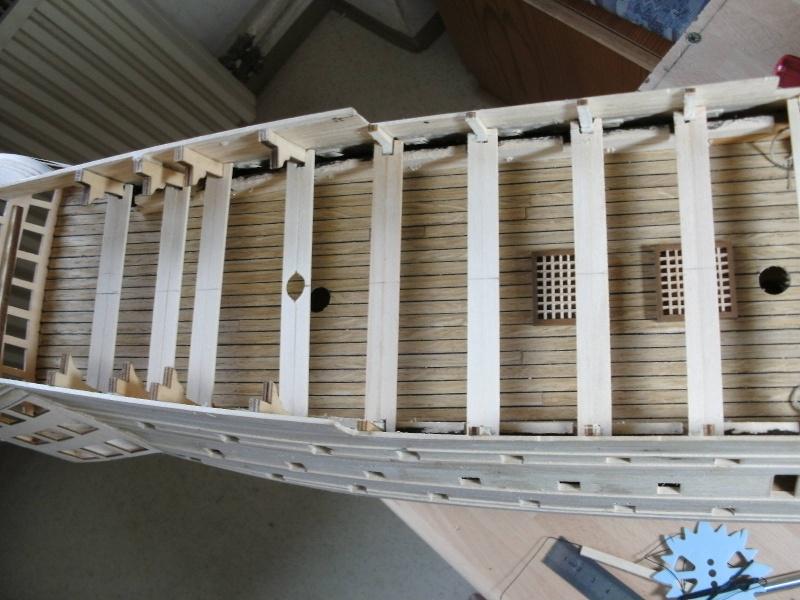 JesusBelzheim Baubericht Victory aus Holz - Seite 2 Decksb10