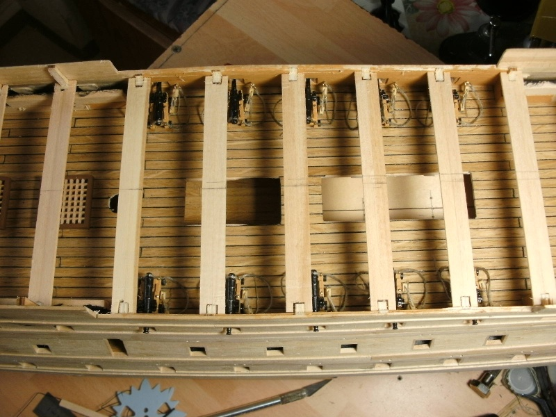 JesusBelzheim Baubericht Victory aus Holz - Seite 2 Decksb11