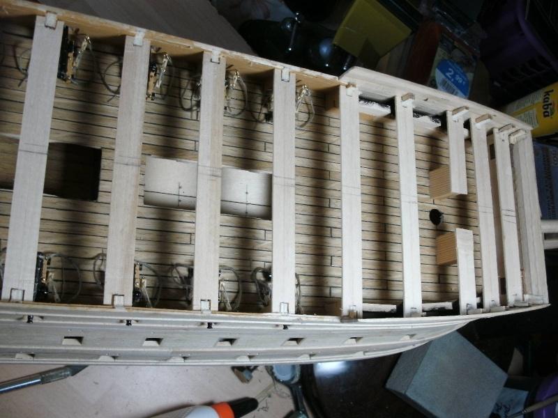 JesusBelzheim Baubericht Victory aus Holz - Seite 2 Decksb12