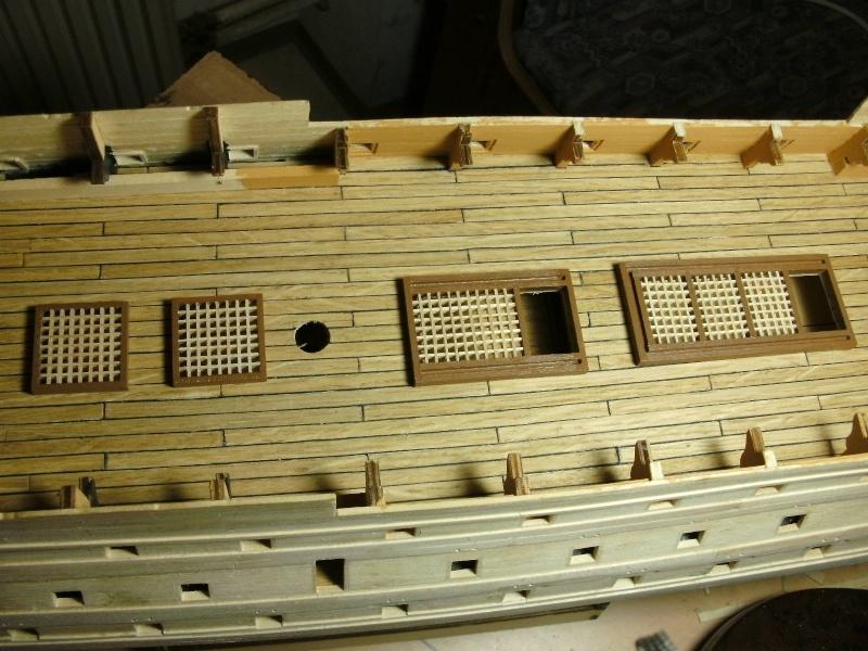 Rolf52 Baubericht zur Santissima Trinidad von OcCre Graeti12