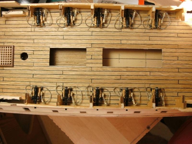 JesusBelzheim Baubericht Victory aus Holz - Seite 2 Kanone12