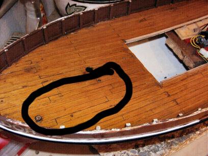 Baubericht Krabbenkutter Dor 12 Pic03910