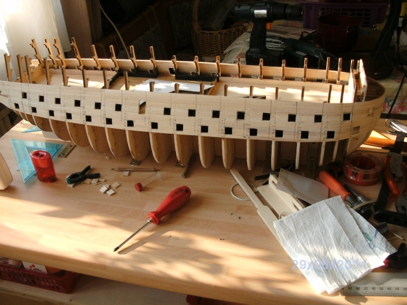 JesusBelzheim Baubericht Victory aus Holz - Seite 2 Pictst11
