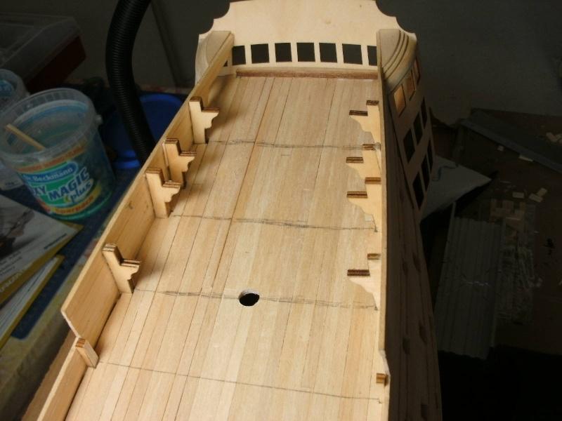 JesusBelzheim Baubericht Victory aus Holz - Seite 3 Quarte12