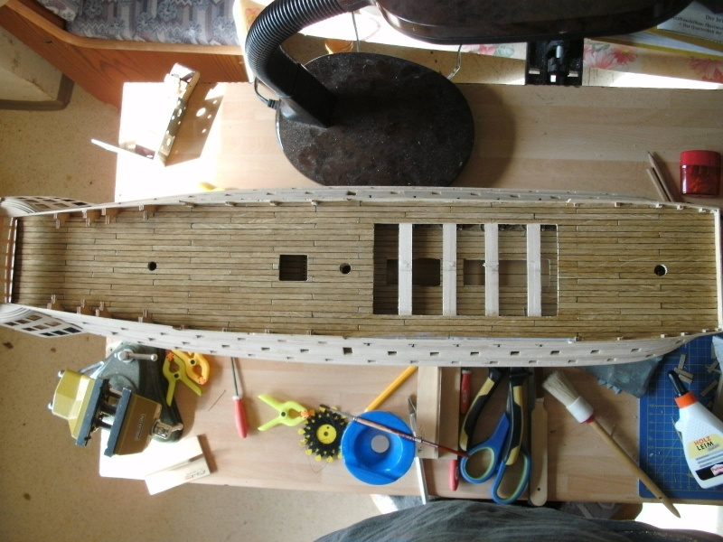 JesusBelzheim Baubericht Victory aus Holz - Seite 3 Quarte17