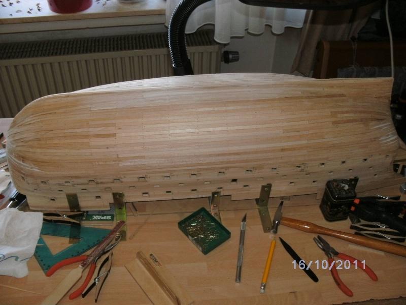 JesusBelzheim Baubericht Victory aus Holz - Seite 2 Rumpf110