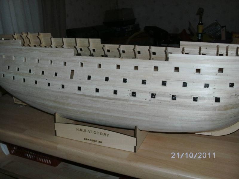JesusBelzheim Baubericht Victory aus Holz - Seite 2 Rumpf510