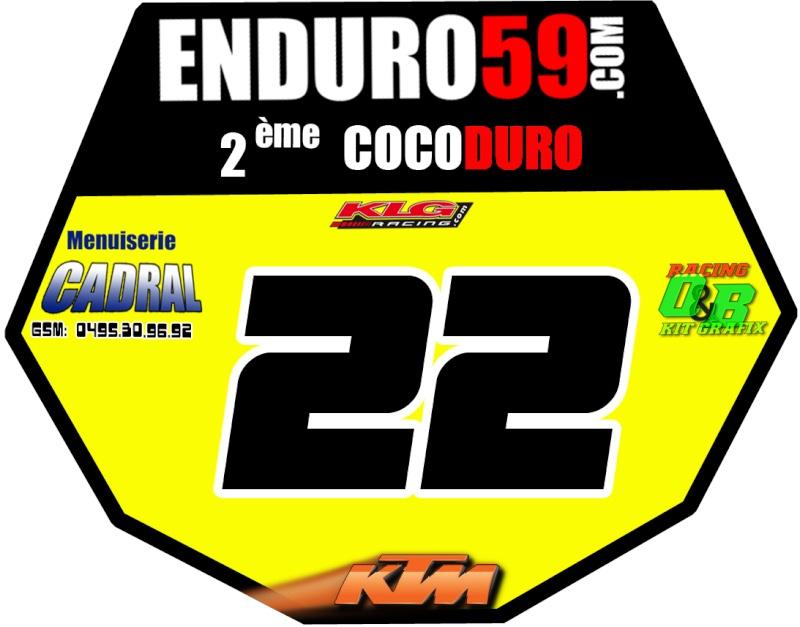 La coco team organise son deuxieme cocoduro (enduro balade) - Page 10 Cocodu10