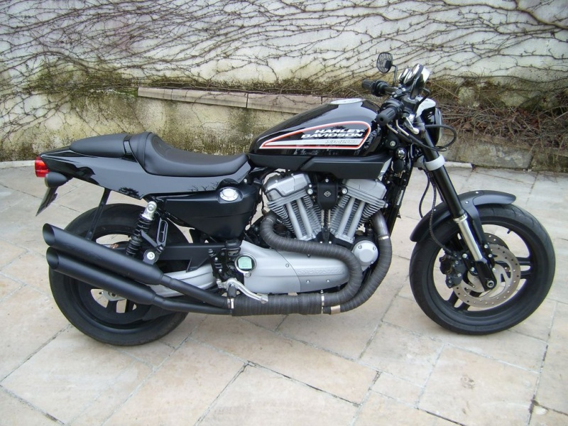 Avis sportser XR1200X Harley11