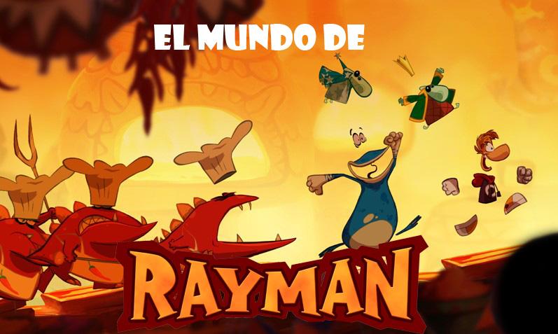 El Mundo De Rayman