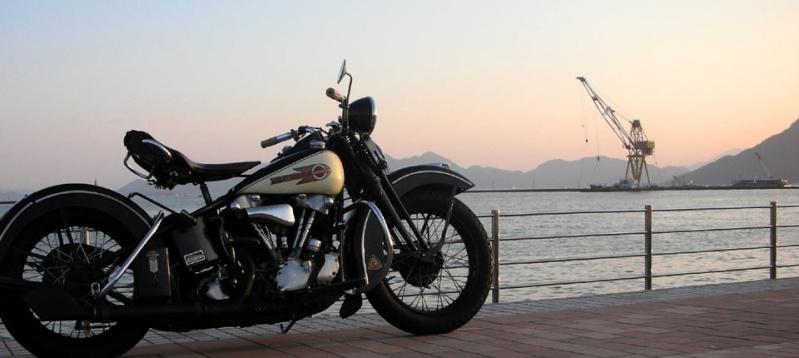 Les vieilles Harley....(ante 84)..... - Page 2 Shop-t10