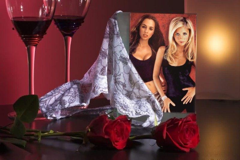 buffy - Buffy contre les vampires - Bufaith - Buffy/Faith - PG13 - Page 2 Bufait11