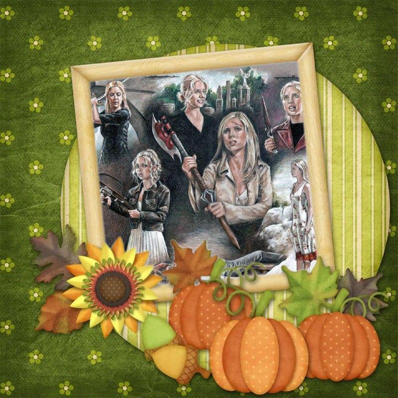 buffy - Buffy contre les vampires - Bufaith - Buffy/Faith - PG13 - Page 3 Buffy_11