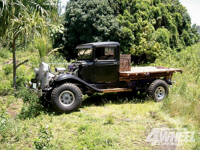 1925 Ford Pick up off road 131_0910