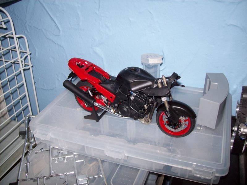Ninja zx-14 special color edition Bike10