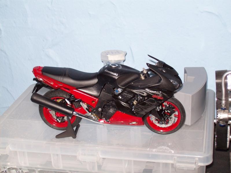 Ninja zx-14 special color edition Bike_012