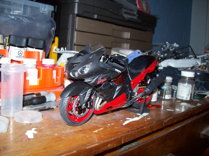 Ninja zx-14 special color Bike_013