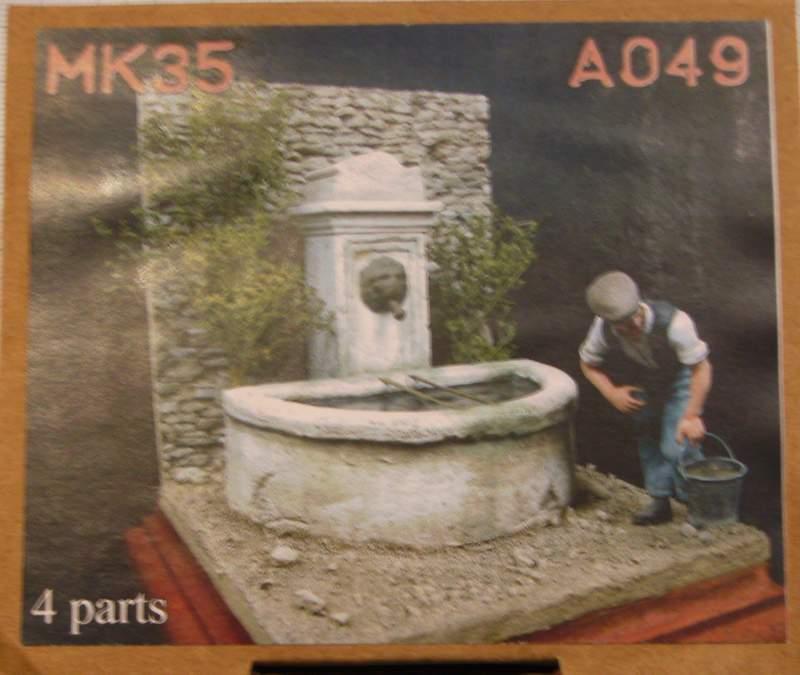 Vignette u. Brunnen von MK35 Mk00210