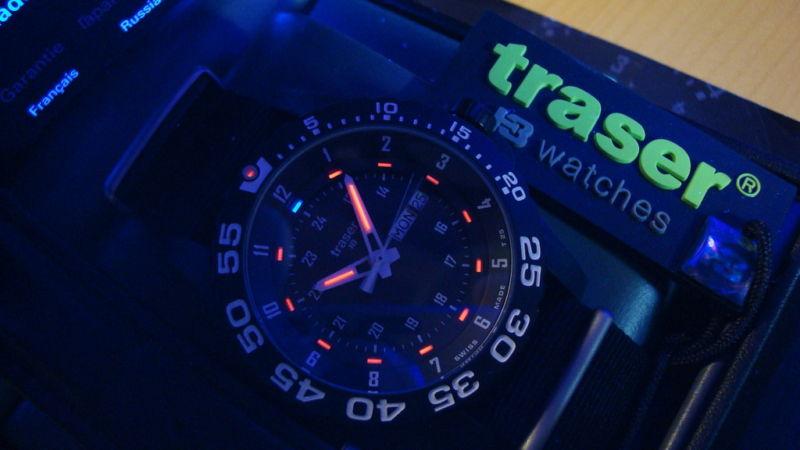 Traser P6600 P660010