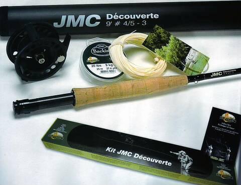 Kit JMC Découverte 9'