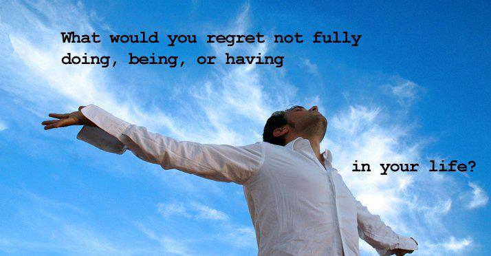 What you didn't regret ... Life10