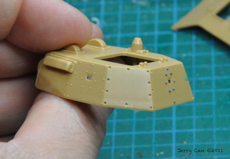 Fabrication de rivets: la technique des billes de filtre à eau Autobl57