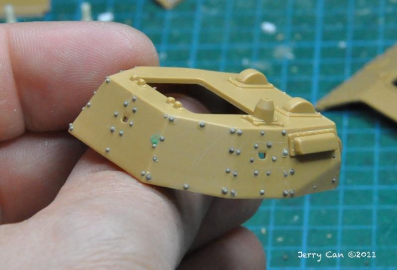 Fabrication de rivets: la technique des billes de filtre à eau Autobl58