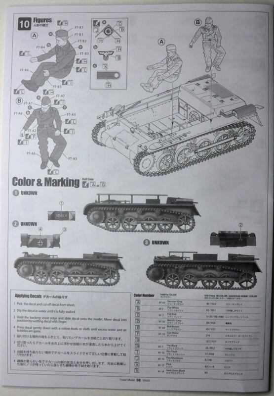 Panzerkampfwagen 1 ausf.A ohne Aufbau [Tristar, 1/35] Panzer12