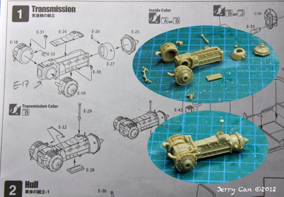 Panzerkampfwagen 1 ausf.A ohne Aufbau [Tristar, 1/35] Panzer19