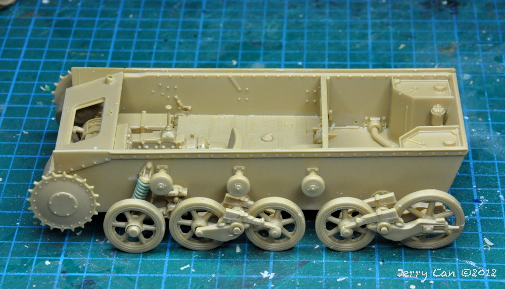Panzerkampfwagen 1 ausf.A ohne Aufbau [Tristar, 1/35] Panzer22