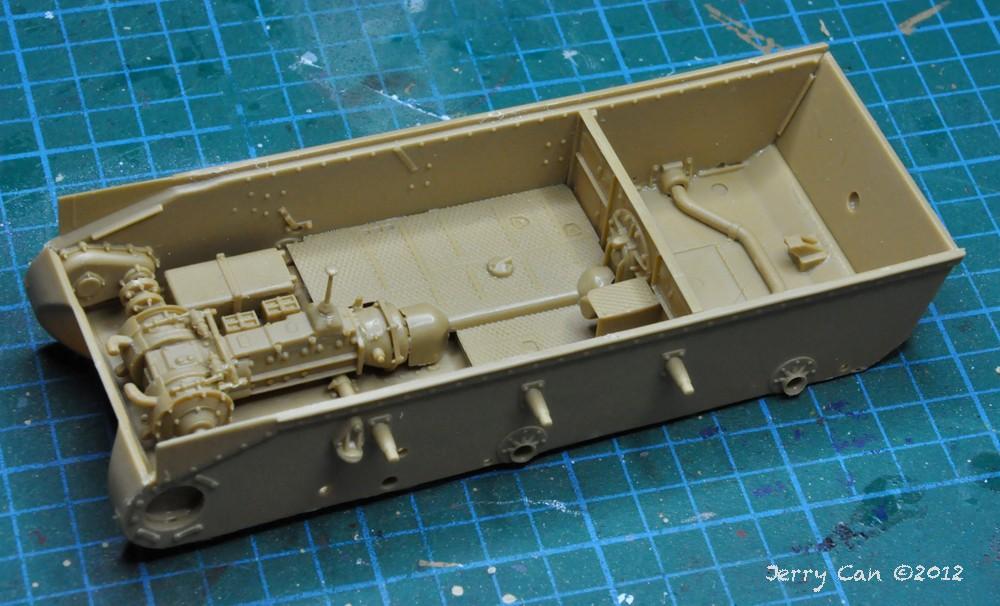 Panzerkampfwagen 1 ausf.A ohne Aufbau [Tristar, 1/35] Panzer25