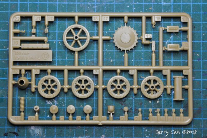 Panzerkampfwagen 1 ausf.A ohne Aufbau [Tristar, 1/35] Panzer28