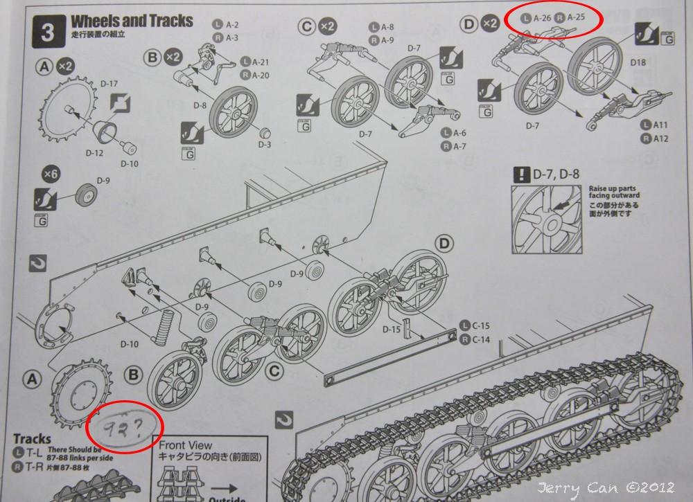 Panzerkampfwagen 1 ausf.A ohne Aufbau [Tristar, 1/35] Panzer29