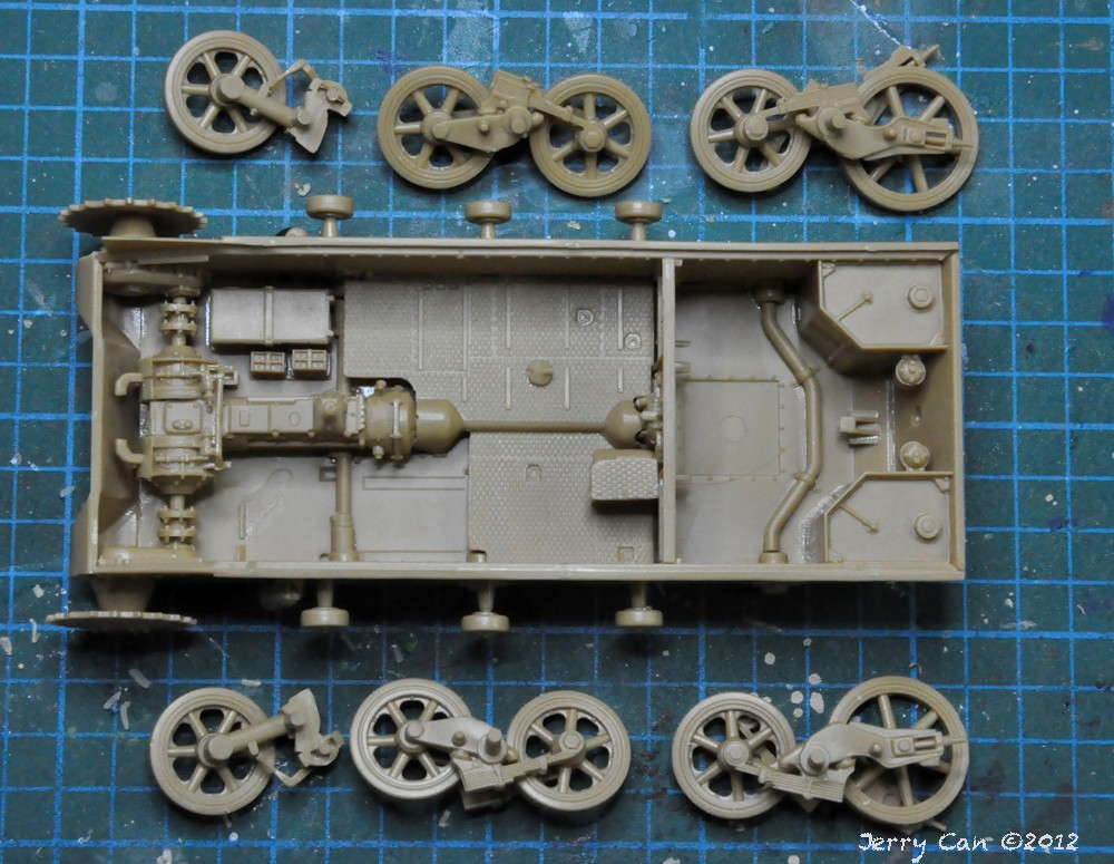 Panzerkampfwagen 1 ausf.A ohne Aufbau [Tristar, 1/35] Panzer30