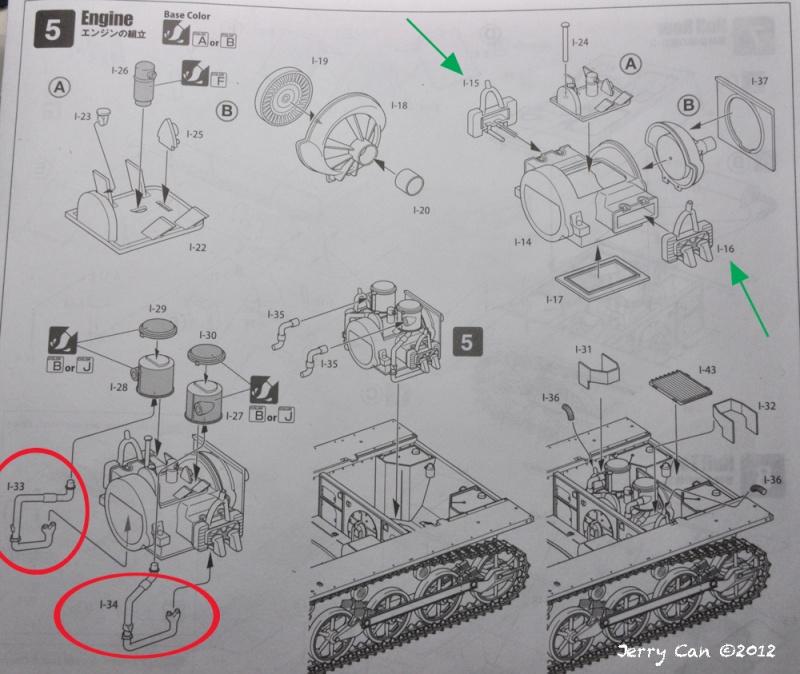 Panzerkampfwagen 1 ausf.A ohne Aufbau [Tristar, 1/35] Panzer31