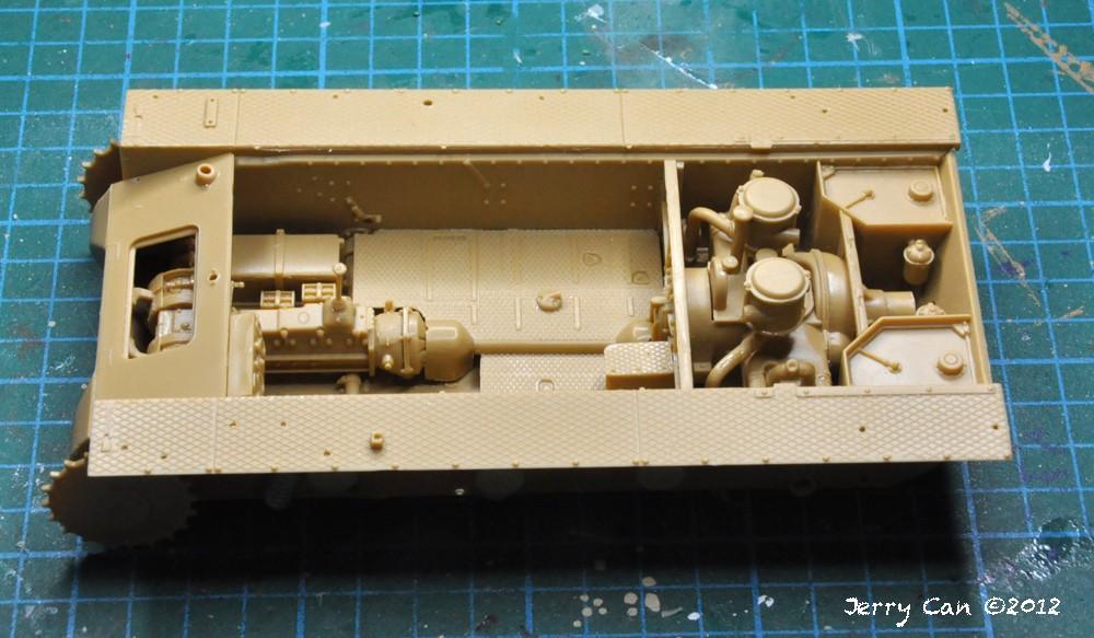 Panzerkampfwagen 1 ausf.A ohne Aufbau [Tristar, 1/35] Panzer34