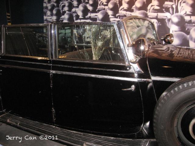 Mercedes Benz G4/W31 [ Hasegawa ; 1/72]:Le Diable roule en Mercedes FINI!!! Voitur11
