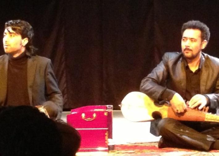 Soirée : Voyage en Afghanistan, concert musique tradi... Musici10