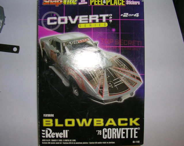 "Corvette 1978 1/32 ""Pink Lady"" Corvet10"