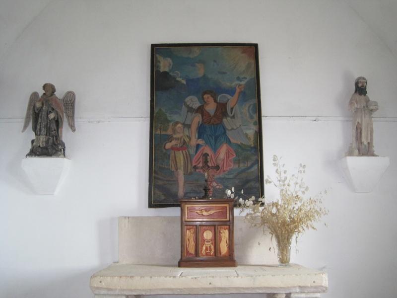 Notre saint Patron: l'Archange Saint MICHEL en Normandie 11210