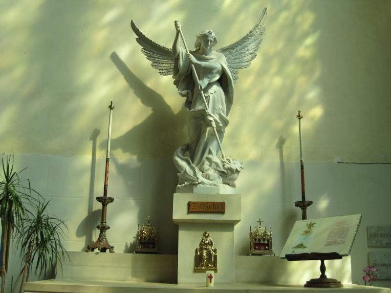 Notre saint Patron: l'Archange Saint MICHEL en Normandie 20610