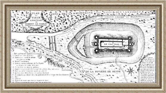 Château de Robert le Diable 79777610