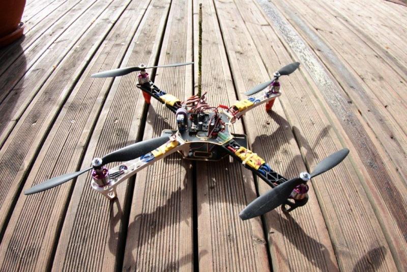 quadricopter  a vendre vendu !!! Img_5411