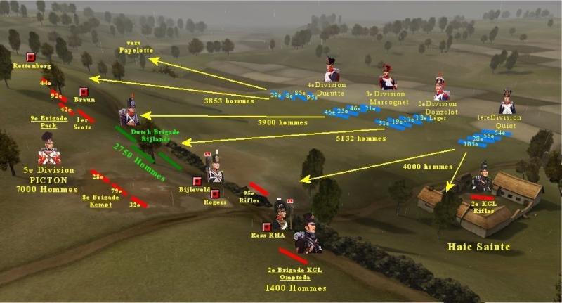 Pourquoi le sol du champ de bataille de Warterloo était boueux? 1er_co10