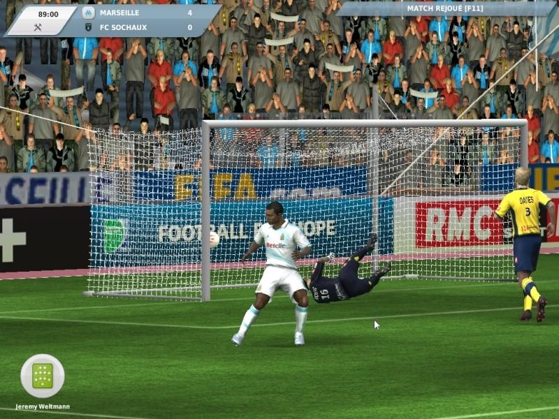 L'olympique de Marseille:(LFP 2012) Manage75