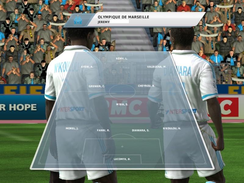 L'olympique de Marseille:(LFP 2012) Manage76